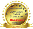 2nd Place - Romantic Comedies